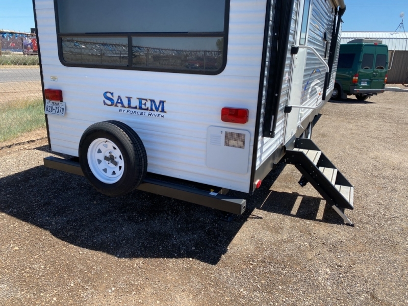 FOREST RIVER SALEM 2018 price Call for Pricing.