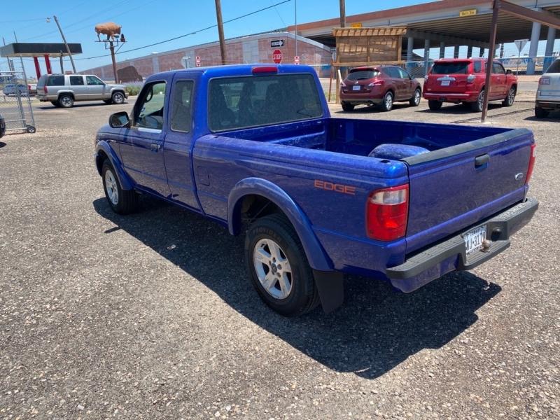 FORD RANGER 2005 price $6,575