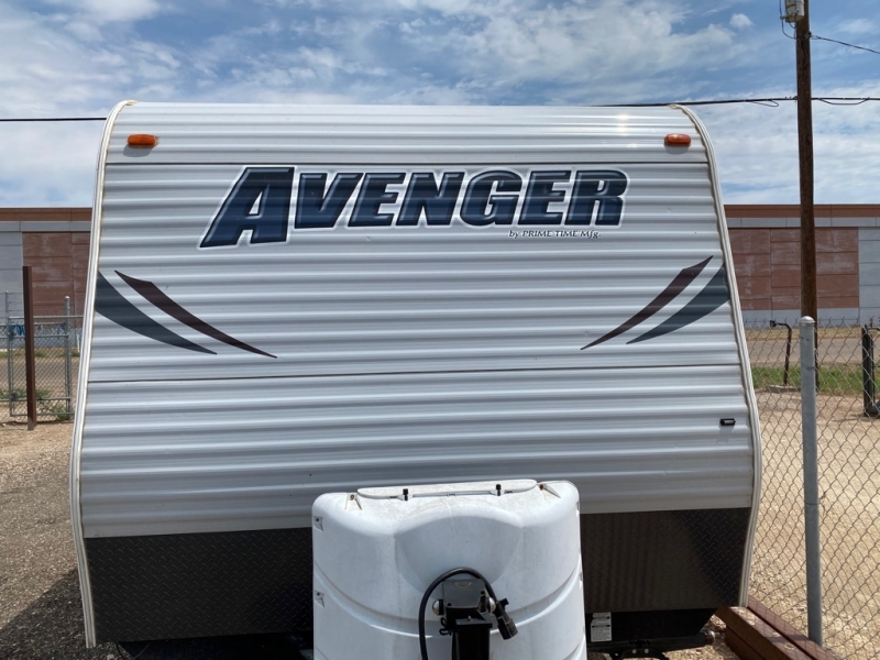 FOREST RIVER AVENGER 2012 price $10,950