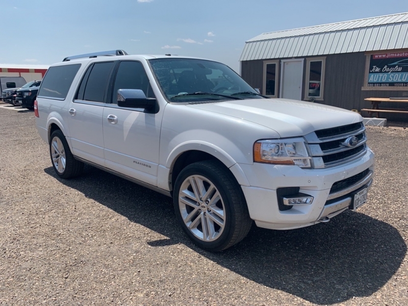 FORD EXPEDITION EL 2017 price $36,975