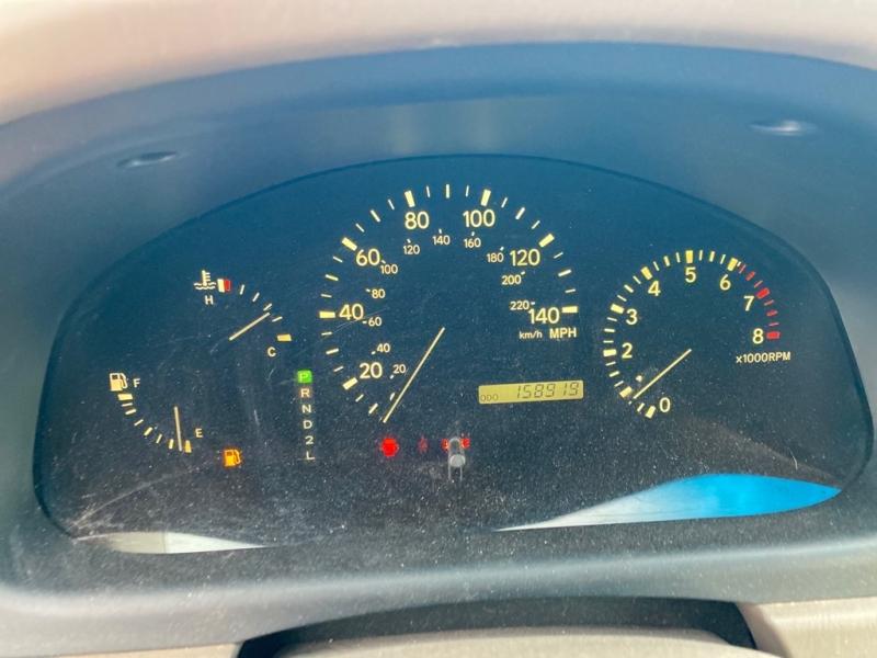 LEXUS RX 2002 price $6,975
