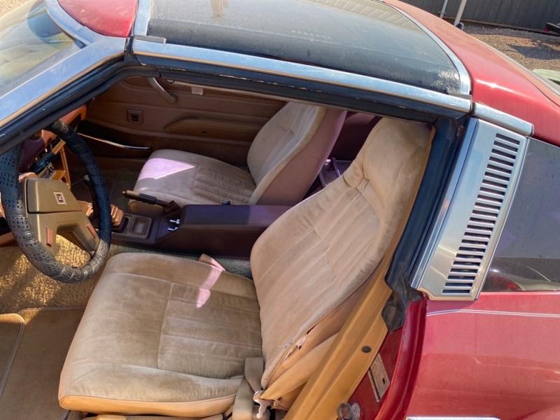 DATSUN 280ZX 1981 price $9,000