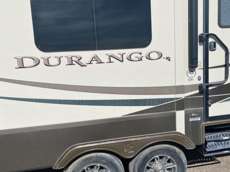 KZ DURANGO M-D336RE 2015 price Call for Pricing.
