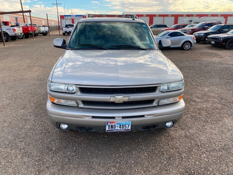 CHEVROLET SUBURBAN Z-71 2004 price Call for Pricing.