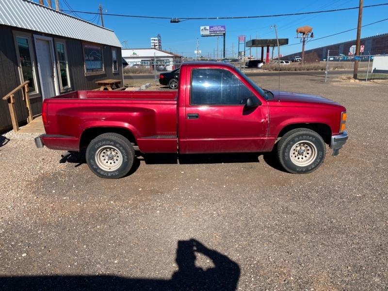 CHEVROLET GMT-400 1989 price $4,400