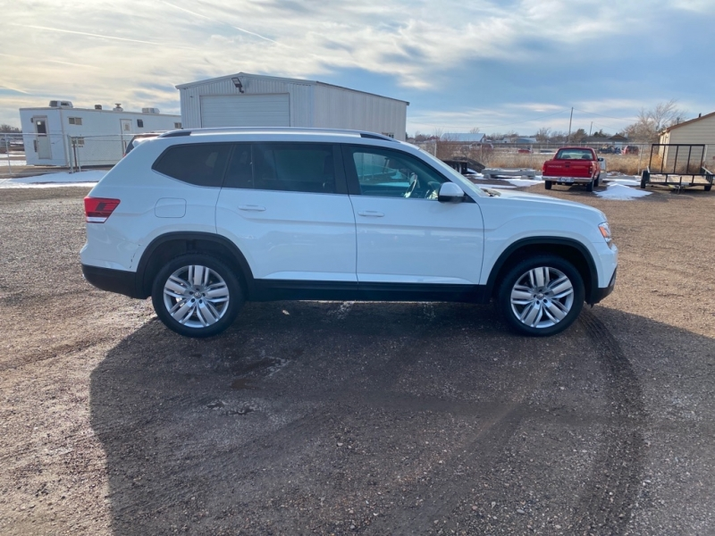 VOLKSWAGEN ATLAS 2019 price $29,975