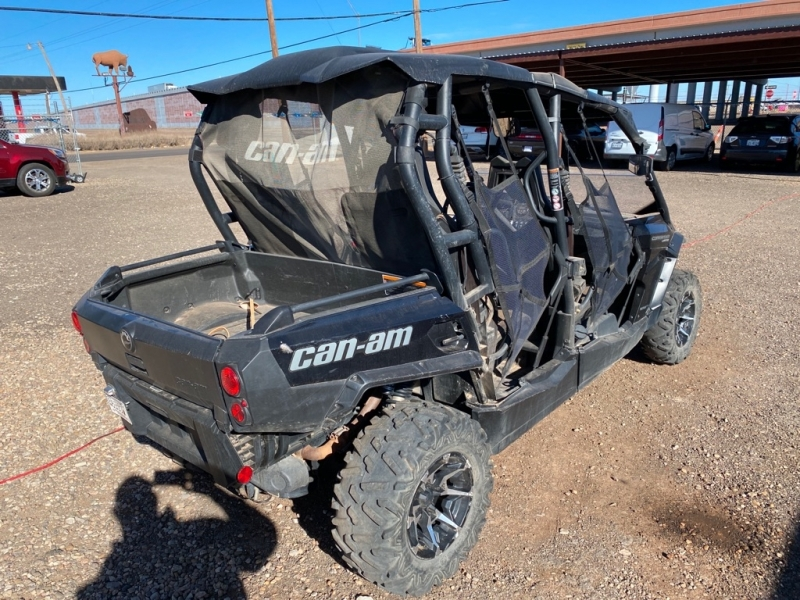 CAN-AM COMMANDER LMTD. 2019 price $19,500