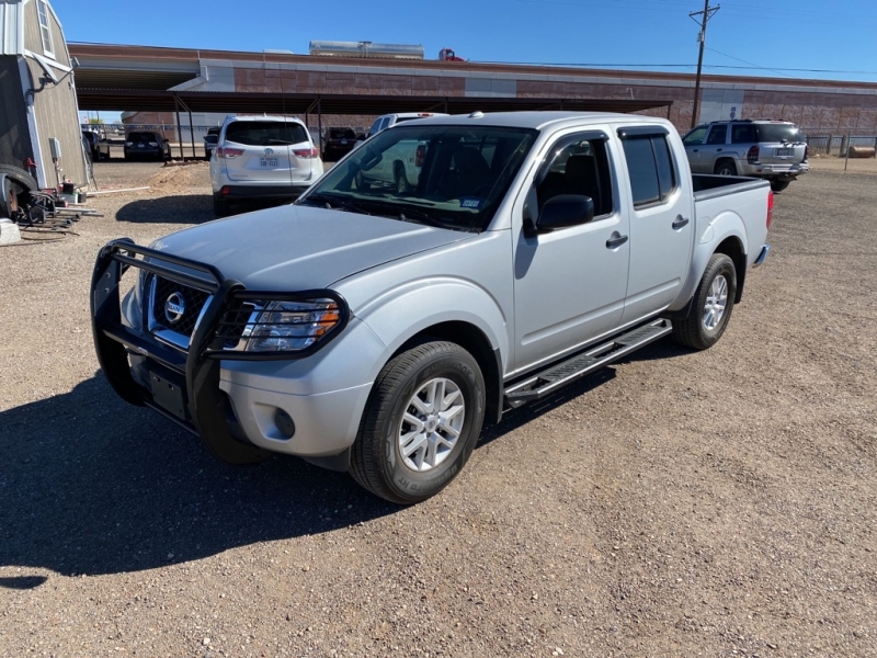 NISSAN FRONTIER 2018 price Call for Pricing.