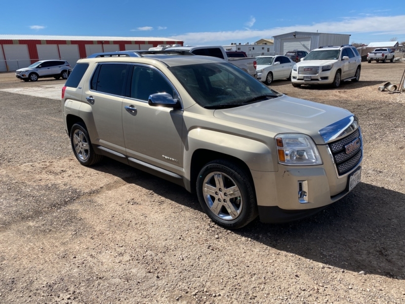 GMC TERRAIN 2012 price $7,975