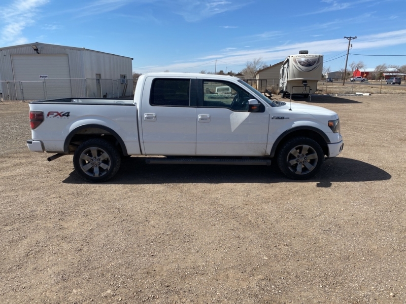 FORD F150 FX4 2013 price $22,975