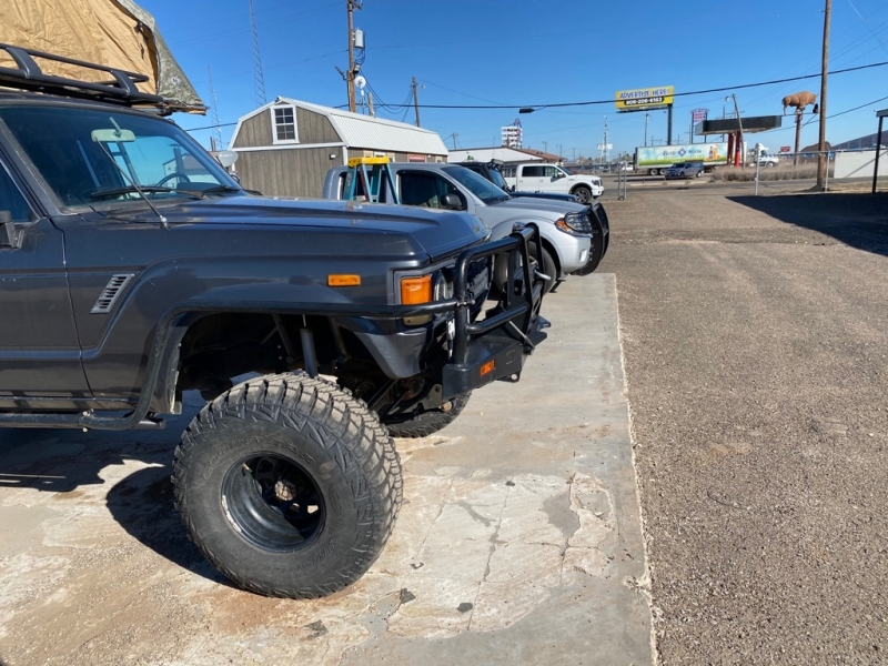 TOYOTA LAND CRUISER 1982 price Call for Pricing.