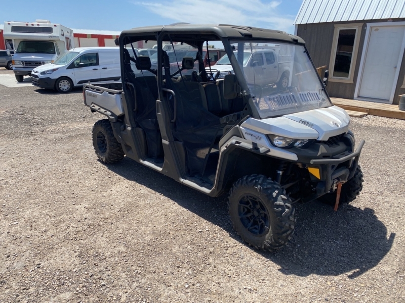 CAN-AM DEFENDER MAX 2019 price $16,500