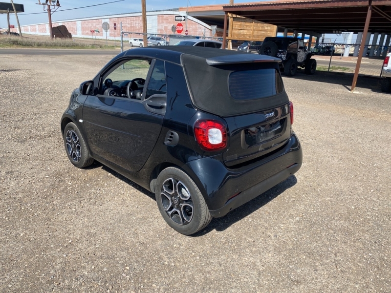 SMART FORTWO 2017 price Call for Pricing.