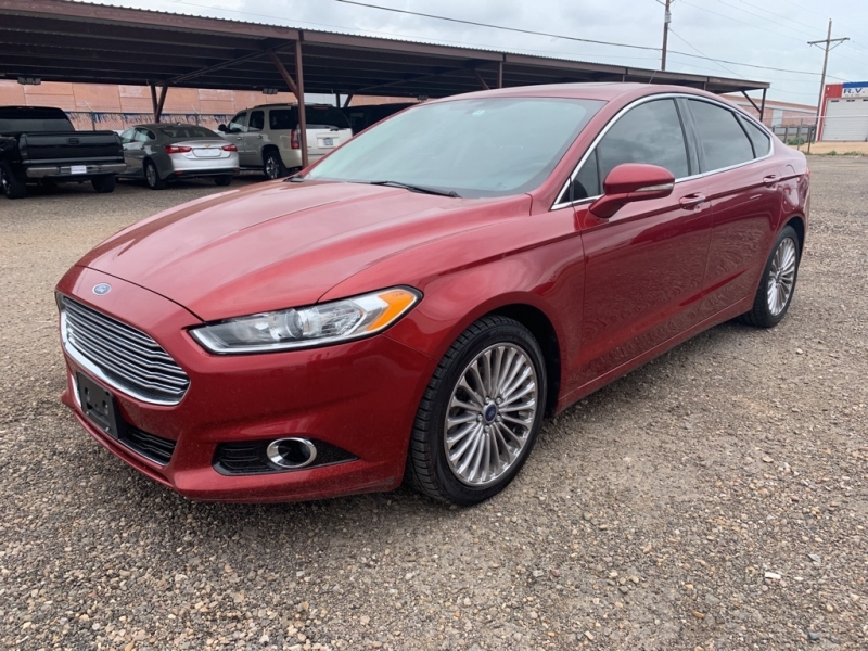 FORD FUSION 2016 price $13,975