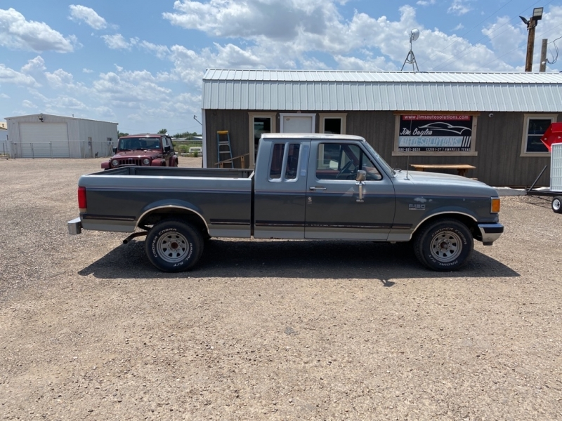 FORD F150 XLT 1989 price $3,975