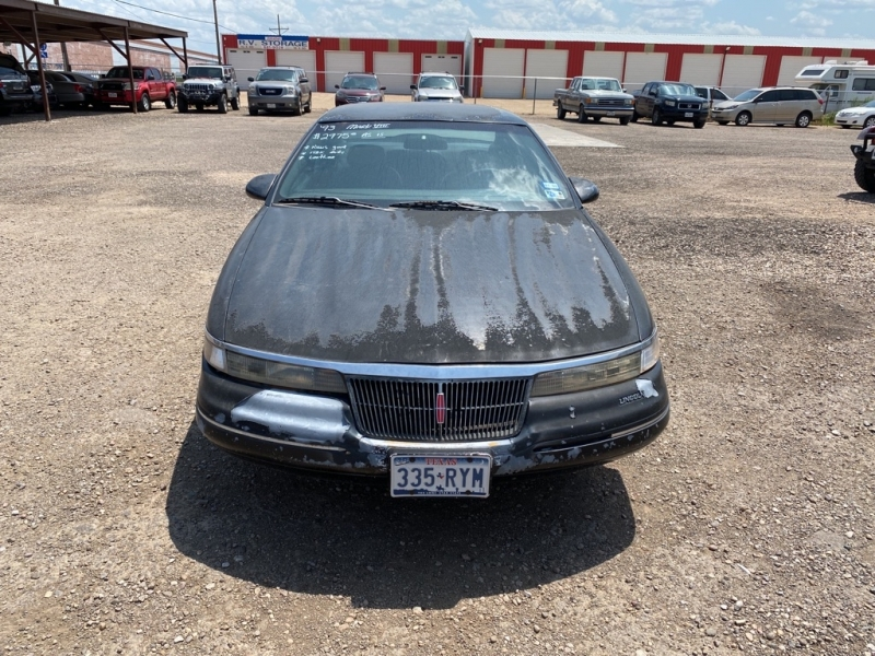 LINCOLN MARK VIII 1993 price $2,975