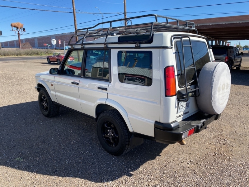 LAND ROVER DISCOVERY II 2003 price Call for Pricing.