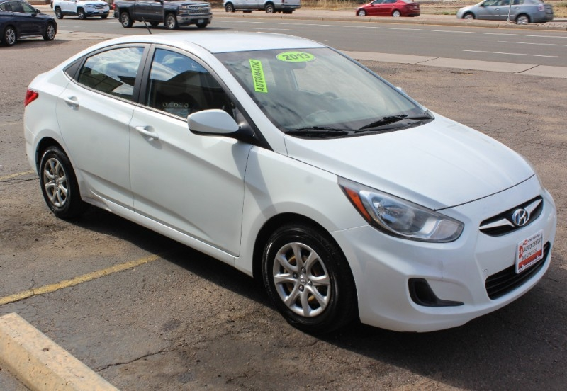 HYUNDAI ACCENT 2013 price Call for Pricing.