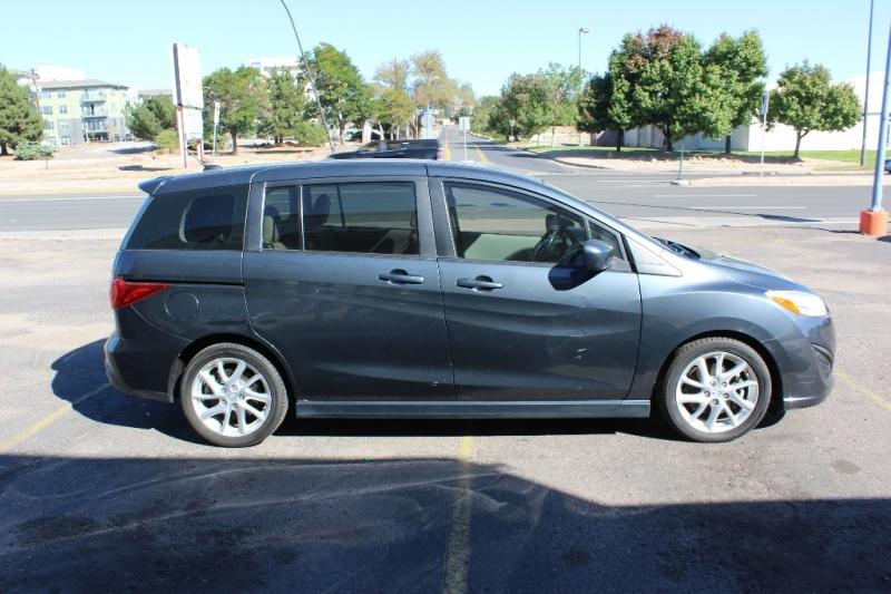 MAZDA MAZDA5 2012 price Call for Pricing.