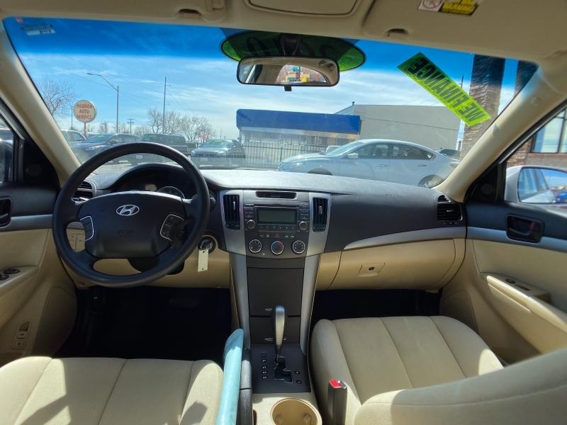Hyundai Sonata 2010 price Call for Pricing.