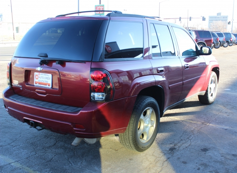 Chevrolet TrailBlazer 2008 price Call for Pricing.
