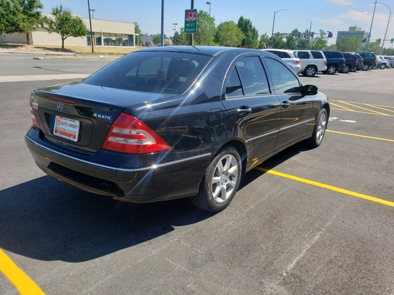 Mercedes-Benz C-Class 2007 price Call for Pricing.