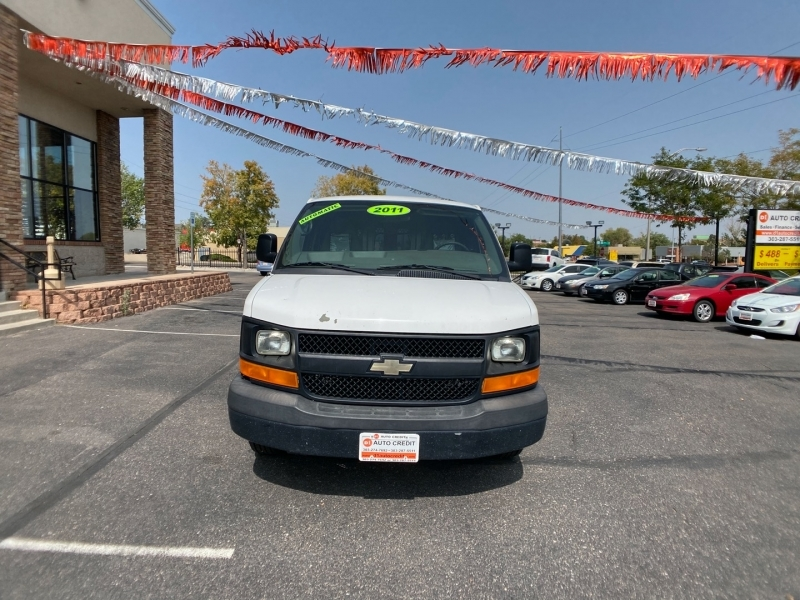 Chevrolet Express Cargo Van 2011 price Call for Pricing.