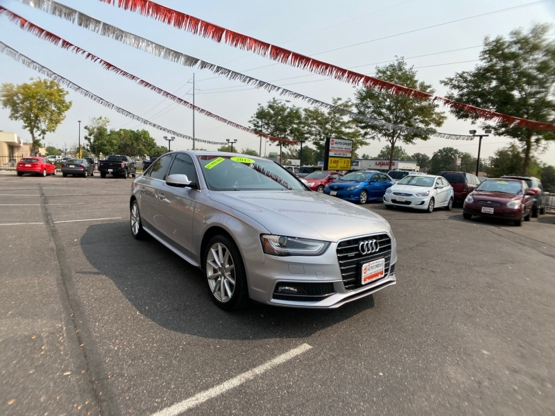 Audi A4 2015 price Call for Pricing.