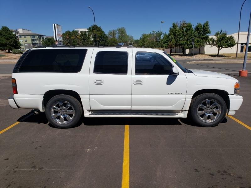 GMC Yukon XL Denali 2006 price Call for Pricing.
