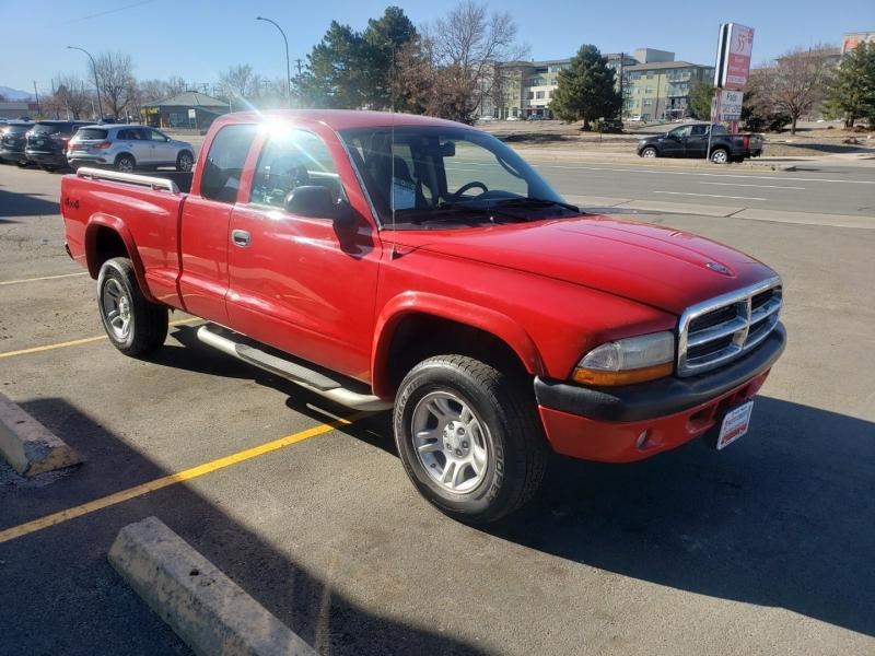 Dodge Dakota 2004 price Call for Pricing.