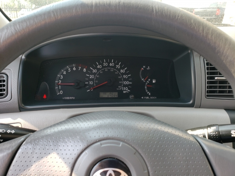 Toyota Corolla 2007 price Call for Pricing.