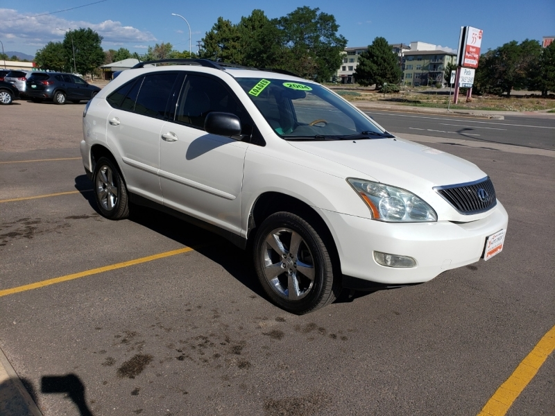 Lexus RX 330 2004 price Call for Pricing.