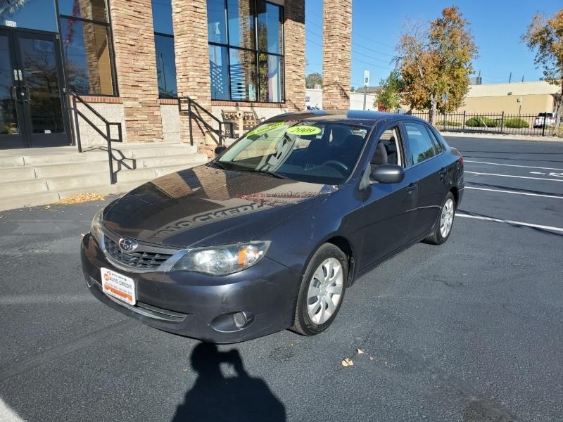 Subaru Impreza Sedan 2009 price Call for Pricing.