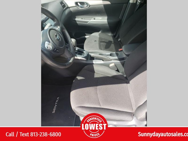 Nissan Sentra 2019 price $12,500