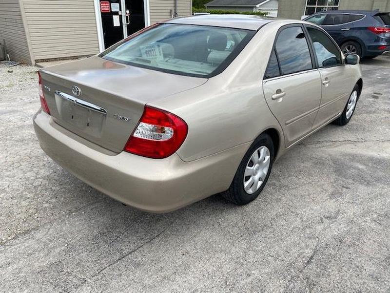 Toyota CAMRY 2004 price $4,800