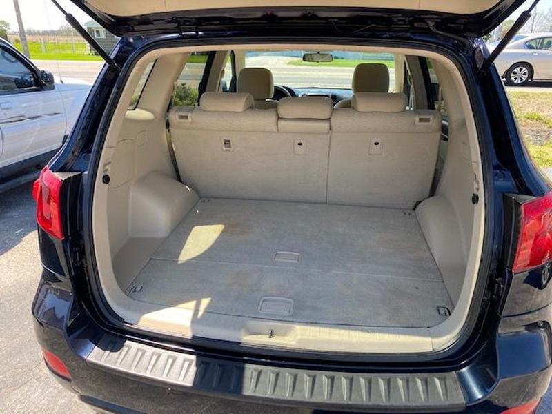 Hyundai SANTA FE 2007 price $4,800