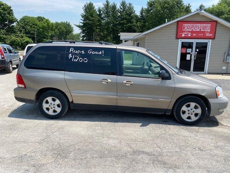 FORD FREESTAR 2005 price $800