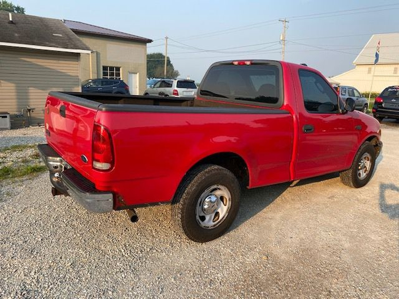 FORD F-150 2004 price $4,900