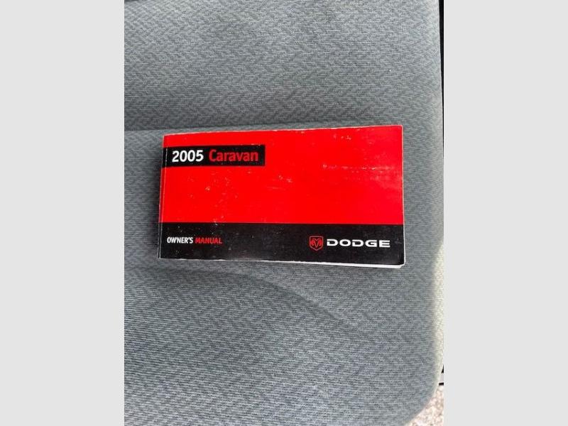 DODGE GRAND CARAVAN 2005 price $4,200