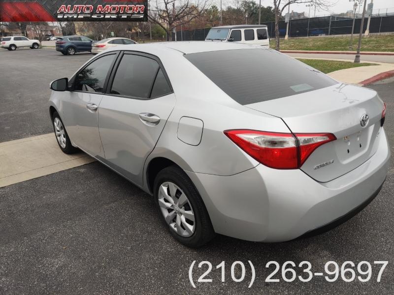 Toyota Corolla 2014 price $7,995