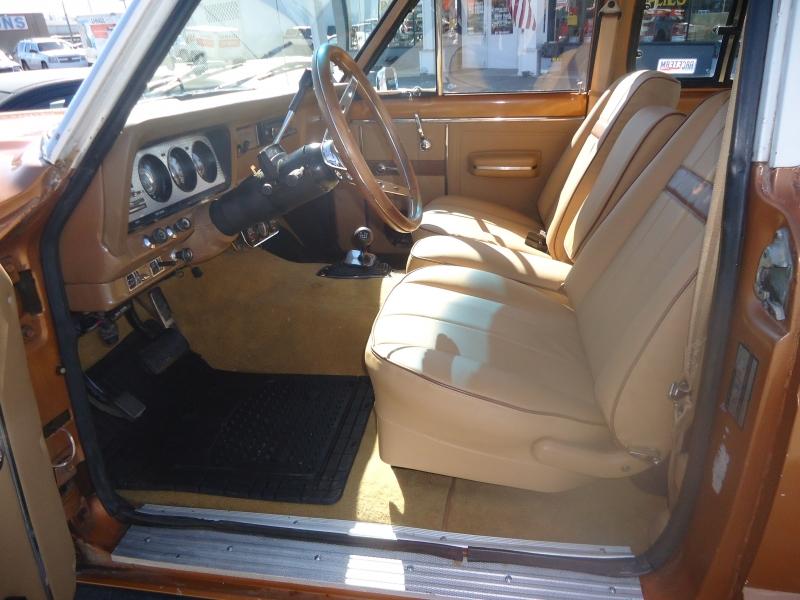 Jeep CHEROKEE CHIEF 1978 price $20,000