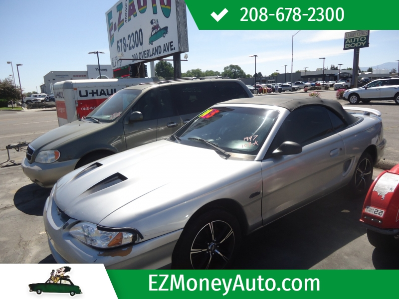 Ford Mustang 1997 price $4,995