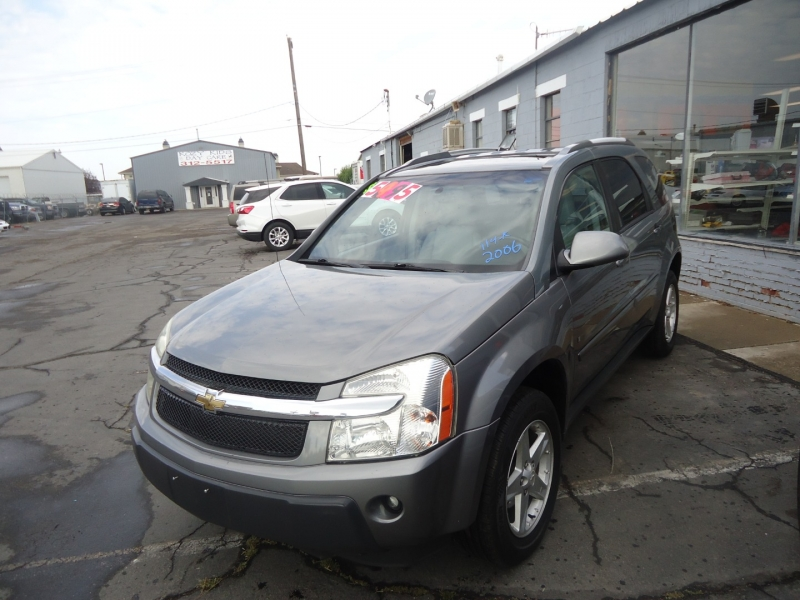 Chevrolet Equinox 2006 price $5,495