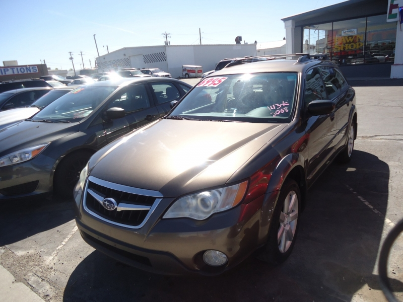 Subaru Outback (Natl) 2008 price $6,995