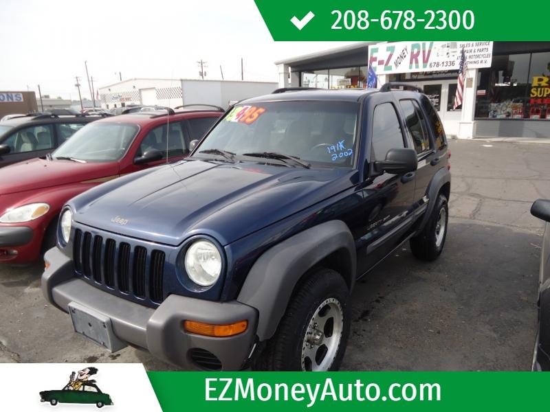 Jeep Liberty 2002 price $2,995