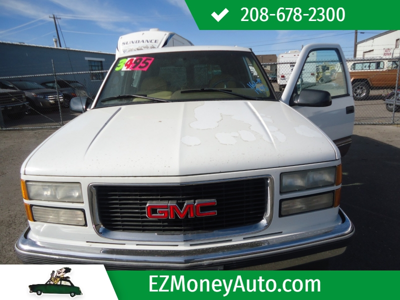 GMC Yukon 1995 price $3,495