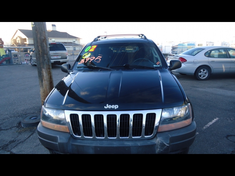 Jeep Grand Cherokee 2002 price $3,995