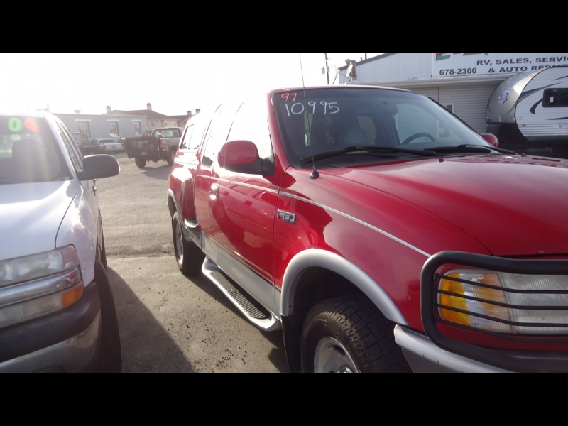 Ford F-150 1997 price $8,995