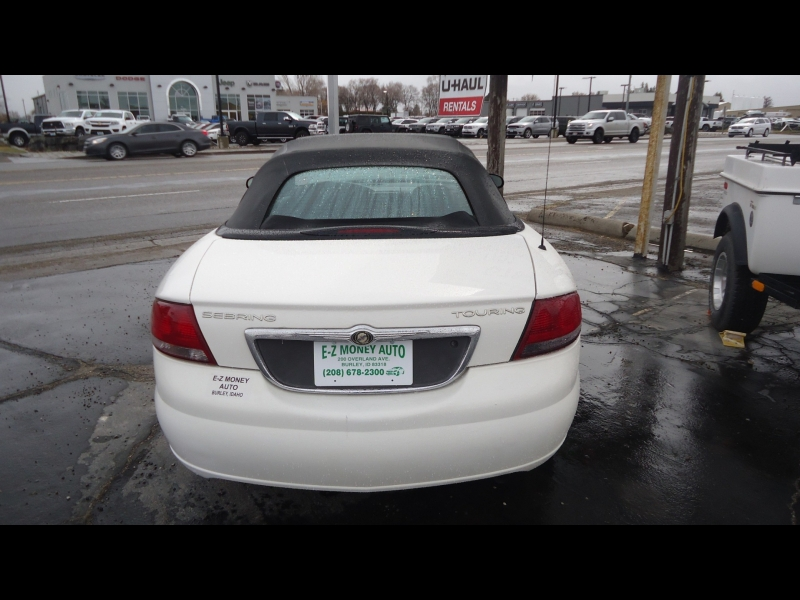 Chrysler Sebring 2004 price $4,993
