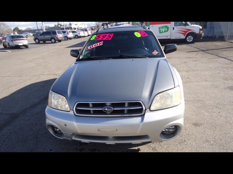 Subaru Baja (Natl) 2005 price $8,595